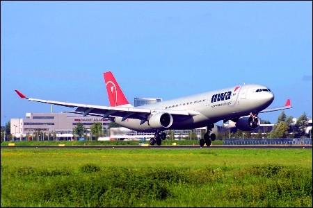 Northwest Virtual - Airbus A330-200/300