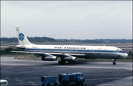 Pan American Virtual - Fleet - Douglas DC-8-30