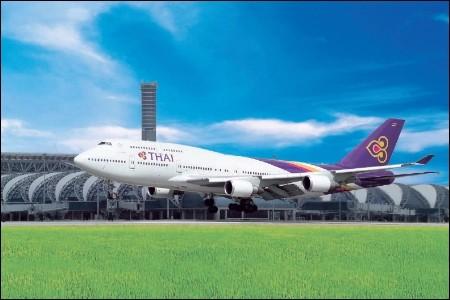 Thai Virtual - Boeing 747-400