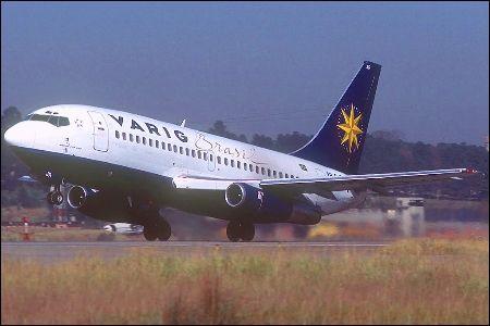 Varig Virtual - Fleet - Boeing 737-200