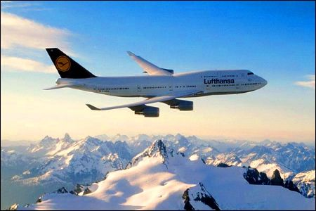 Varig Virtual - Fleet - Lufthansa Boeing 747-400